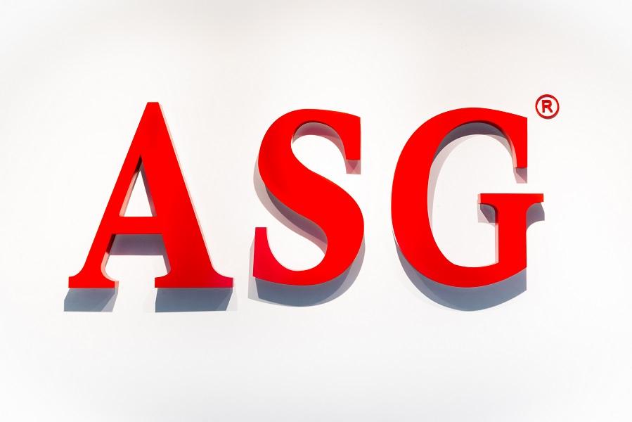 Asian Super Gypsum Signage board