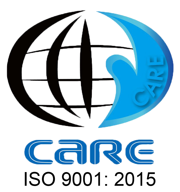 CARE_ISO90012015 Logo