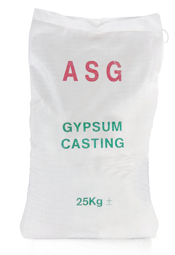 ASG Gypsum Casting