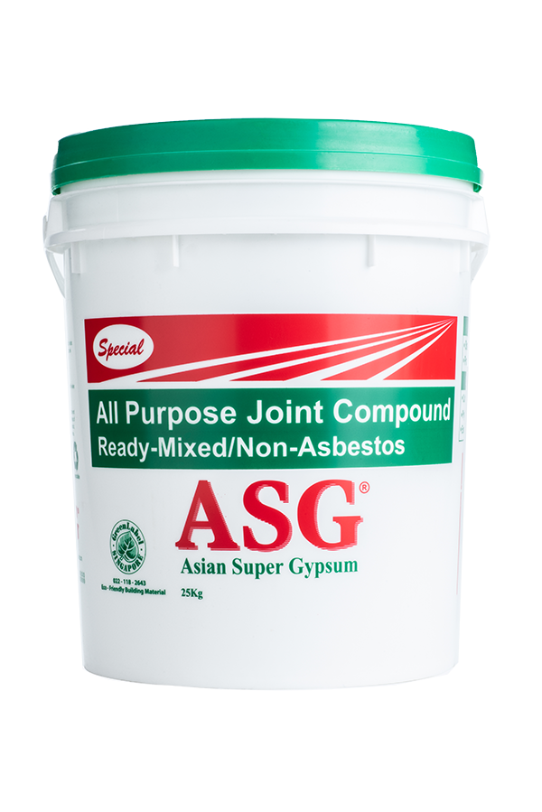 ASG JOINT COMPOUND_BUCKET_ 25KG